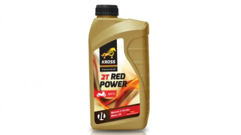 KROSS 2T-RED POWER. 1L KROSS K-T-140324-001 <br>