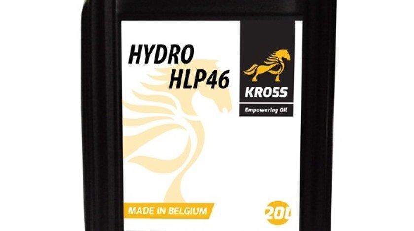 KROSS HYDRO HLP 46- 20L KROSS K-HD-130720-020 <br>