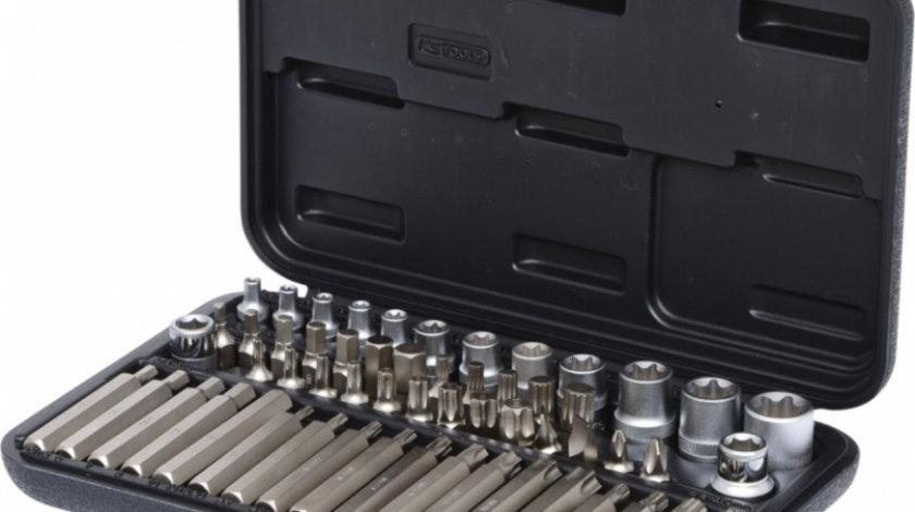 "Ks Tools Set Chei Tubulare Torx Si Biti 1/4"", 3/8"", 1/2"" 57 Piese 911.4305"