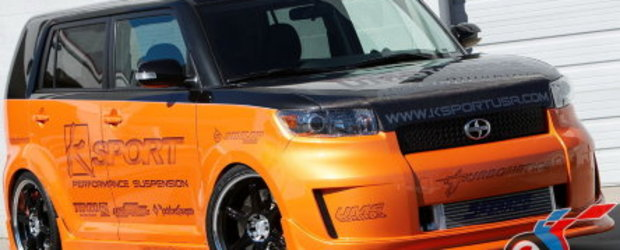 Ksport's Scion XB