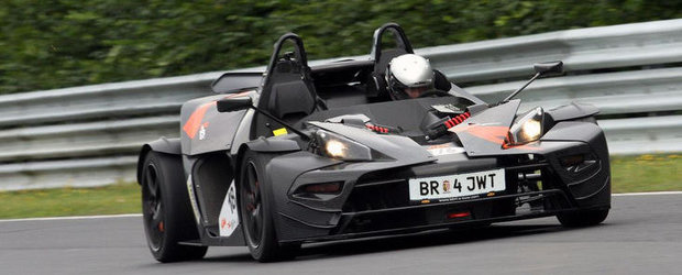 KTM X-BOW RR strabate 'Ring-ul in 7 minute si 25 secunde. VIDEO AICI!