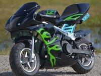 KXD 49cc PS77 Pocketbike Pentru Copii