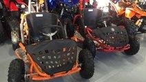 KXD 80cc Buggy GoKid E - Start | Offroad Pentru Co...