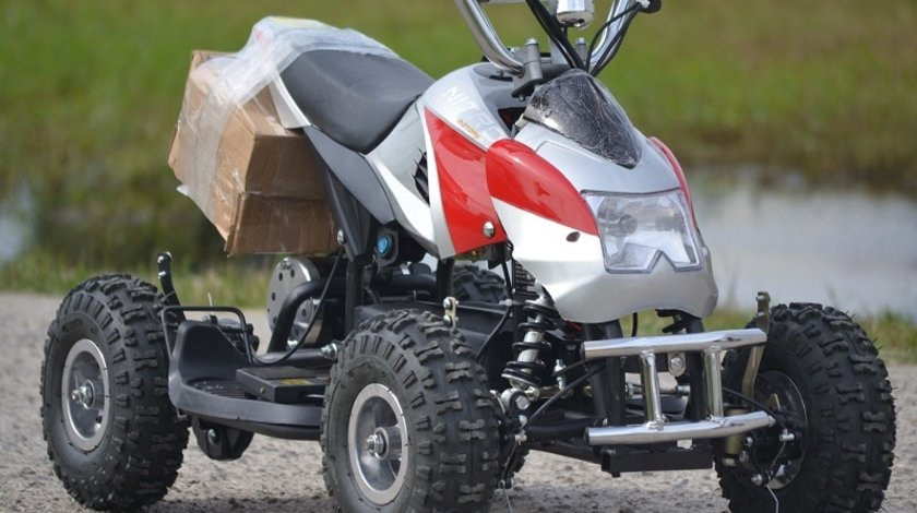 KXD Eco Cobra Mini Quad 3 trepte de acceleratie