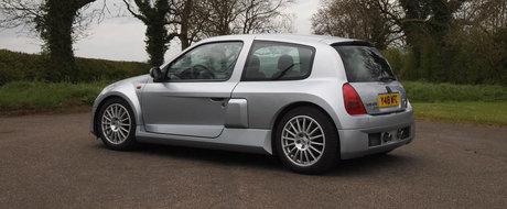 L-a scos recent la licitatie, insa nu a facut nicio treaba. Cu cat s-a dat acest Clio V6 din 2001