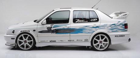 'L-am cumparat pentru iubita mea'. Povestea VW-ului Jetta condus de Jesse in primul Fast & Furious