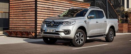 L-au cerut si europenii, iar acum l-au primit. Renault Alaskan debuteaza oficial pe Batranul Continent