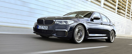 L-au facut mai rapid ca un M5. BMW anunta performantele noului M550i xDrive