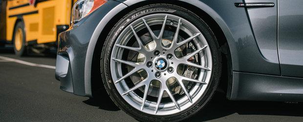 L-au facut s-arate ca un M, apoi i-au trantit sub capota un V8 de 4,6 litri. Acest BMW e unic in lume si se vinde pentru atat