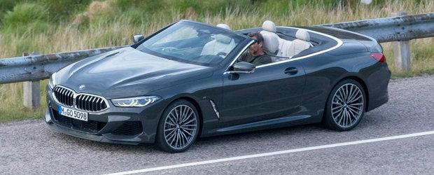 L-au pozat complet necamuflat, cu aproape un an inaintea lansarii. ACESTA e noul BMW Seria 8 Cabrio!