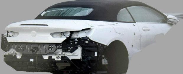 L-au surprins complet necamuflat, cu o saptamana inaintea lansarii oficiale. Acesta este noul BMW Seria 8!