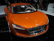 LA 2009: Audi e-Tron