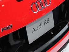 LA 2009: Audi R8 Spyder se arata din nou