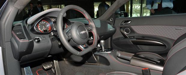 LA Auto Show 2014: Audi R8 Competition promite un mixt de stil si viteza