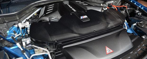 LA Auto Show 2014: BMW X5 si X6 M debuteaza oficial, cu 575 CP sub capota
