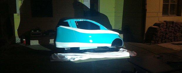La Cluj vrea sa ia nastere primul vehicul electric urban romanesc, numit Go4two