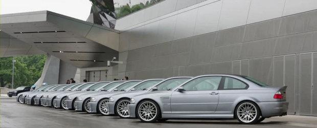 La Multi Ani, BMW M3 CSL: 50 de exemplare celebreaza aniversarea modelului bavarez