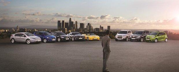 La Multi Ani Chevrolet! Marca americana implineste astazi 100 de ani!