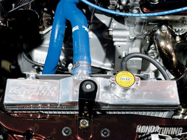 La nivel de strada: Honda Del Sol - La nivel de strada: Honda Del Sol