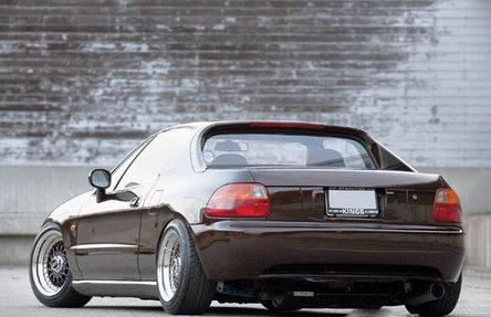 La nivel de strada: Honda Del Sol