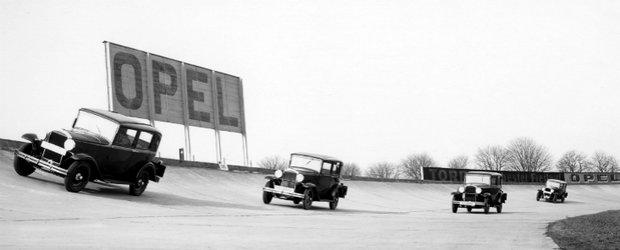 La Opel, testele dificile au traditie indelungata
