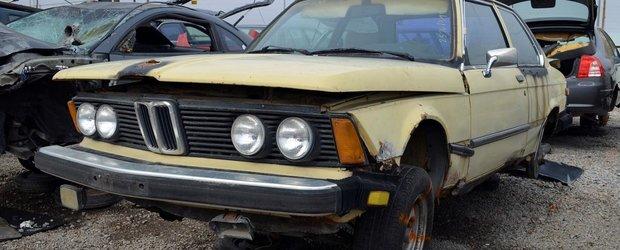 La Remat, nu se primesc automobile BMW pentru Programul Rabla