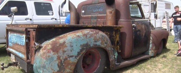 La Remat sau la curse: un Rat Rod diesel de 505 cp si 1200 Nm