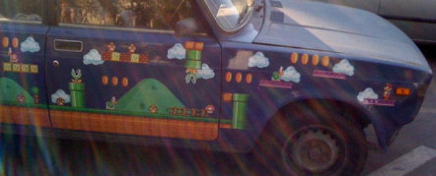 Lada Riva Super Mario Edition