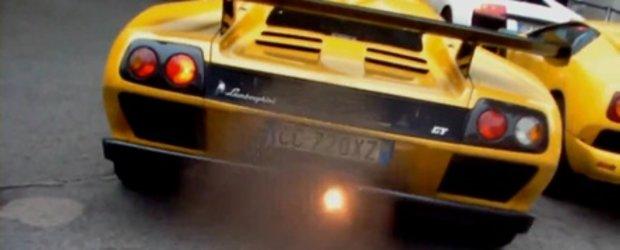 Lambo Diablo GT - Taurul care scuipa flacari