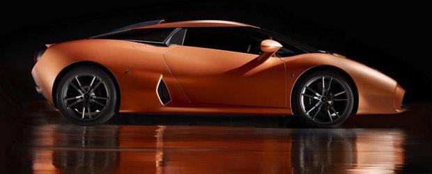 Lamborghini 5-95 by Zagato: Cand arta atinge ridicolul