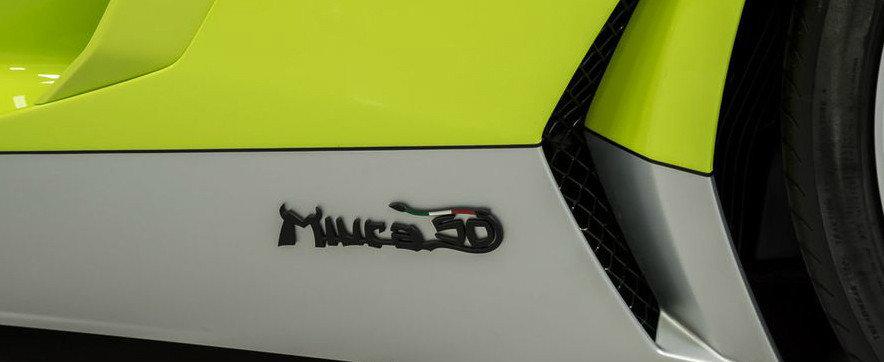 Lamborghini a construit numai 50 de bucati iar una tocmai a fost scoasa la vanzare. POZE