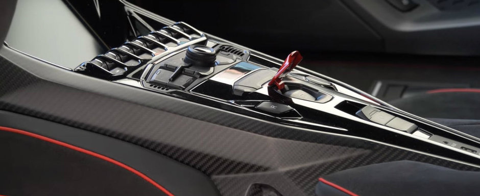 Lamborghini a facut o masina numai pentru el. Are motor V12, 770 de cai putere si arata asa