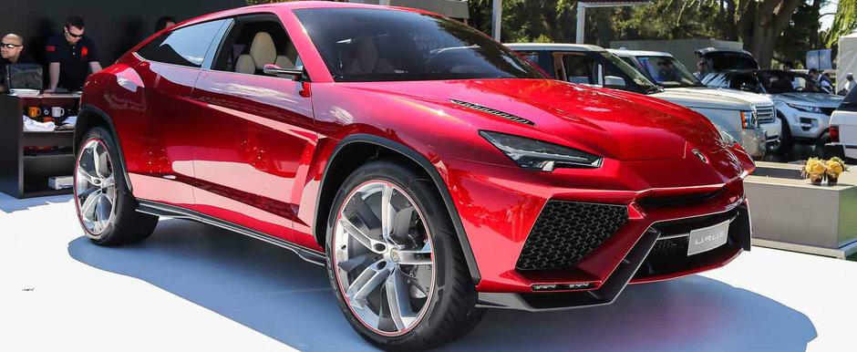 Lamborghini a rupt tacerea. Cati cai va avea si cand se lanseaza cel mai puternic SUV din lume
