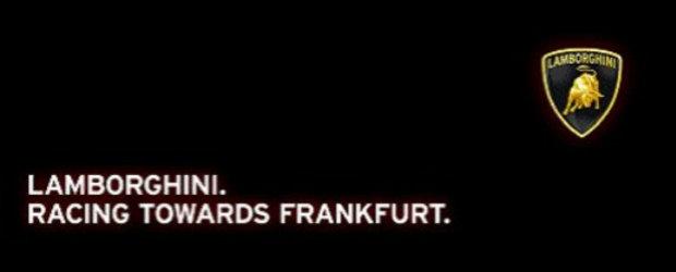 Lamborghini aduce un nou model la Frankfurt Motor Show 2011