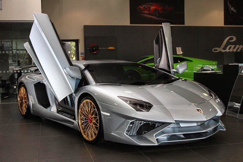 Lamborghini Aventador LP750-4 SV - Ultimul exemplar