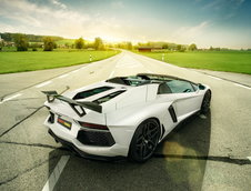 Lamborghini Aventador Roadster by Novitec Torado