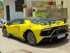 Lamborghini Aventador SVJ in India