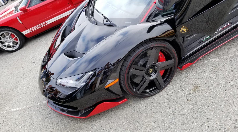 Lamborghini Centenario Coupe de vanzare - Lamborghini Centenario Coupe de vanzare