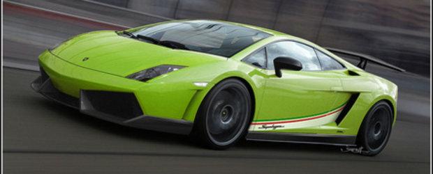 Lamborghini confirma noul Gallardo Superleggera