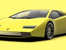 Lamborghini Countach 50 Omaggio