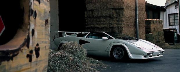 Lamborghini Countach - Atunci cand imposibilul era inca posibil