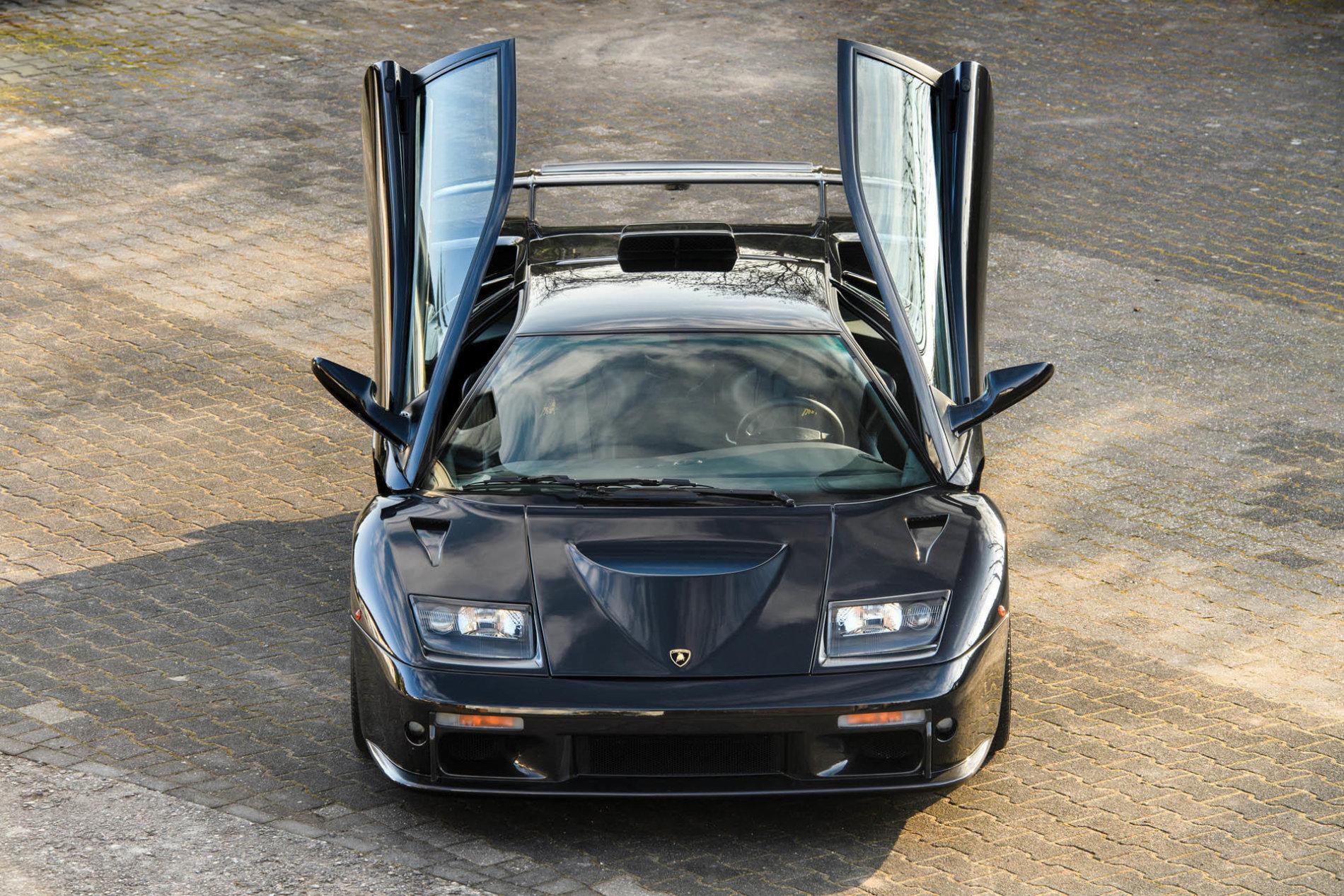Lamborghini Diablo GT din 1999 - Lamborghini Diablo GT din 1999