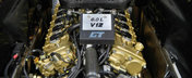Lamborghini-ul visurilor tale a fost scos la vanzare. Are tractiune spate, motor V12 si cutie manuala