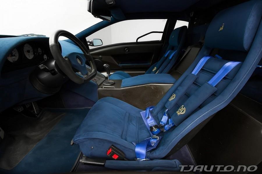 Lamborghini Diablo SE30 Jota de vanzare