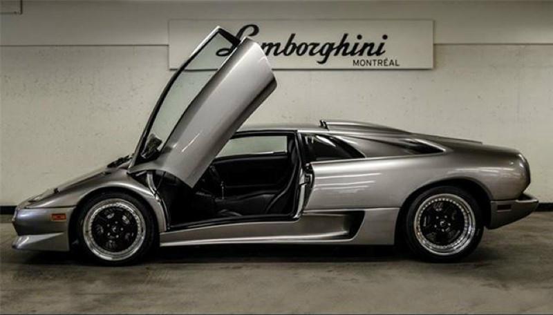 Lamborghini Diablo SV cu 1.8 km la bord - Lamborghini Diablo SV cu 1.8 km la bord