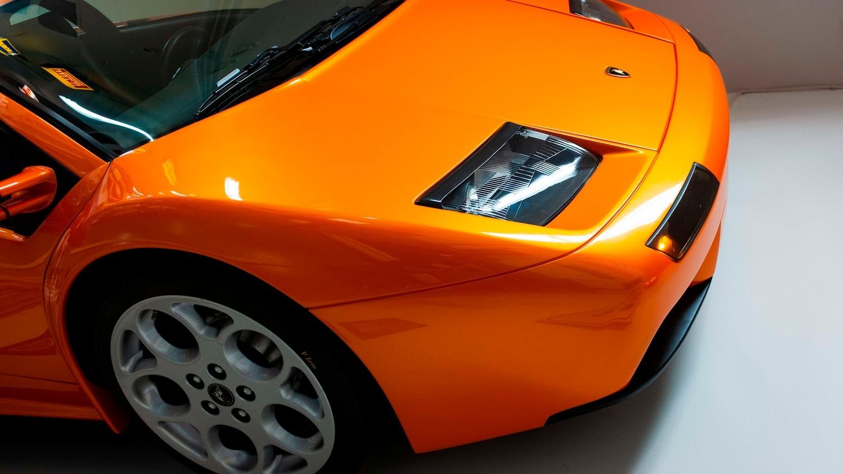 Lamborghini Diablo VT - Lamborghini Diablo VT