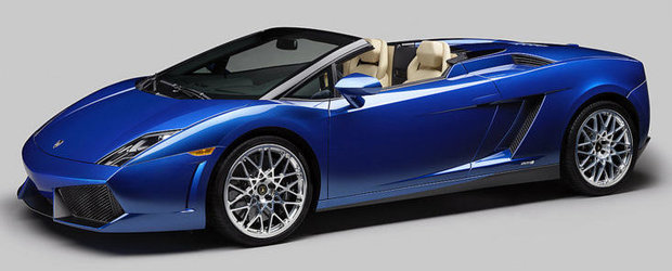 Lamborghini Gallardo LP550-2 Spyder - Gata sa-ti indeplineasca toate dorintele