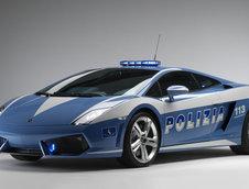 Lamborghini Gallardo LP560-4 pentru politia italiana