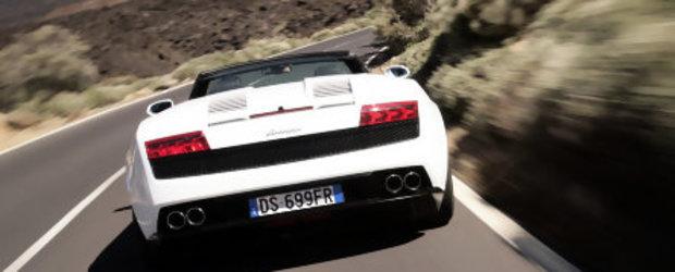 Lamborghini Gallardo LP560-4 Spyder - Galerie Foto
