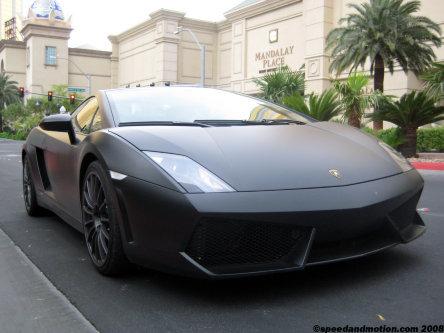 Lamborghini Gallardo LP560 mat